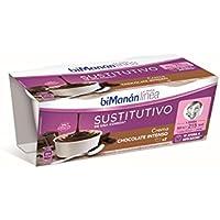 BIMANÁN crema de chocolate intenso 2 x 210 gr