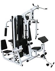 Maquina multiestacion PROFESIONAL, 4 posiciones, (pierna, pecho, espalda,brazos).