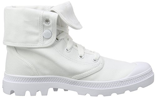 Palladium Baggy, Desert Boots Femme Blanc (White/White)