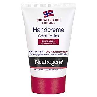 Neutrogena Crema De Manos Sin Perfume (2 Unidades De 50 ml.)