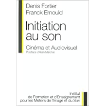 Initiation au son
