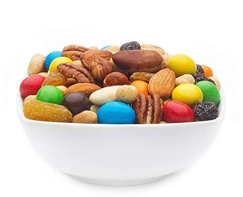 il Mix' (3 x 750g in Membrandose groß) Nuss, Frucht und Schokoladen Kombination - Leckere Snack-Kombination aus Nüssen, Mandeln, Trockenfrüchten und Schokolade ()