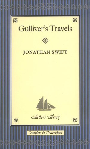 {GULLIVER'S TRAVELS} [{ By author Jonathan Swift