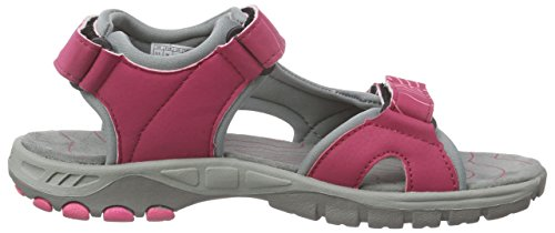 Jack Wolfskin Lakewood Cruise Sandal G Mädchen Sport- & Outdoor Sandalen Pink (pink raspberry 2045)