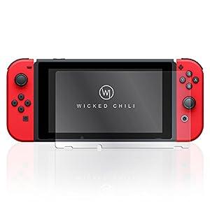 Wicked Chili Displayschutz für Nintendo Switch