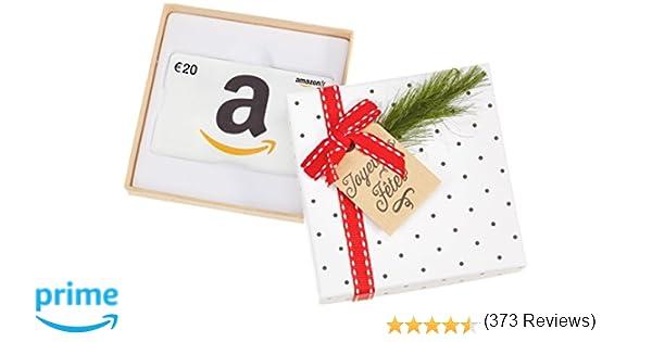 Carte Cadeau Amazonfr Dans Un Coffret