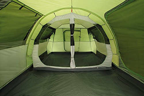 41YCAsF9RqL - Ferrino Proxes Unisex Outdoor Dome Tent available in Green - 4 Persons