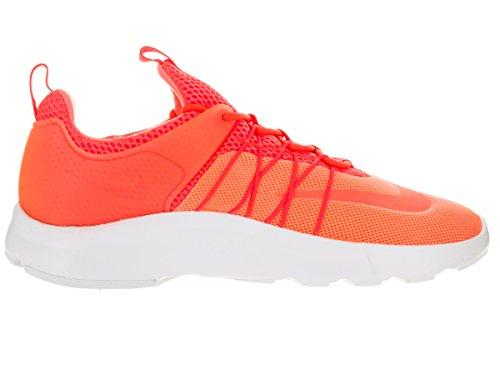 Nike Wmns Darwin, Chaussures de Sport Femme Orange - Naranja (Brght Mng / Brght Mng-Brght Crms)