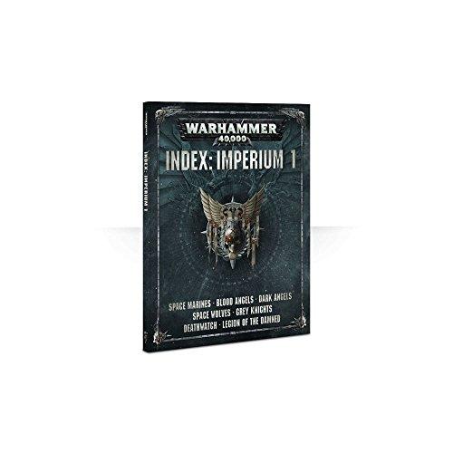 Games Workshop Warhammer 40.000oscuro Warhammer índice: Warhammer 1