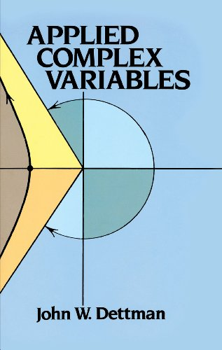 Applied Complex Variables (Dover Books on Mathematics) (English Edition)