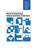 Principles And Practice of Engineering Electrical And Computer Engineering Sample Questions And Solutions