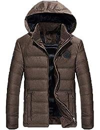 Giacche in Inverno I Vestiti Imbottiti di Cotone da Uomo di Mezza età Sono  Vestiti Lunghi a4d2d5d6481