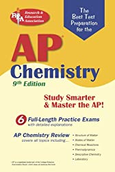 The Best Test Preparation For The Ap Chemistry Exam: The Best Test Prep for the Advanced Placement Exam