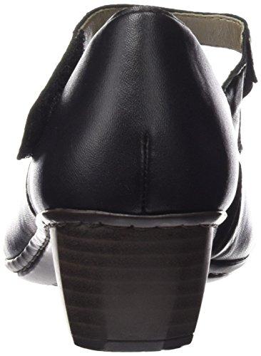 Rieker Damen 41793 Pumps, (schwarz / 00), 41 EU - 2