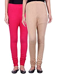 Belmarsh Warm Leggings - Pack of 2 (Rani_Skin)
