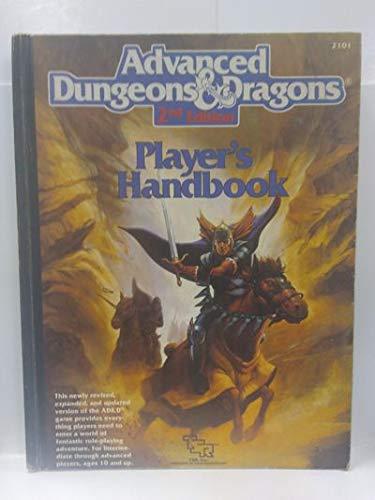 Player's Handbook: Advanced Dungeons and Dragons por David Cook
