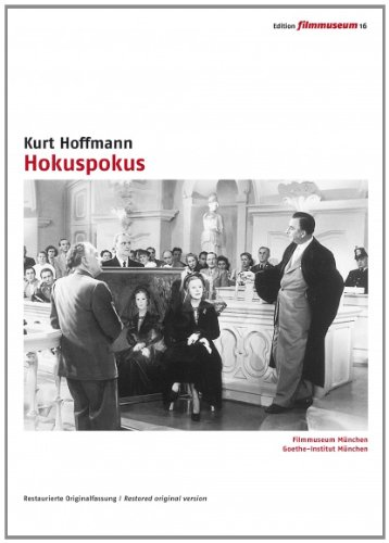 Alive - Vertrieb und Marketing/DVD Hokuspokus