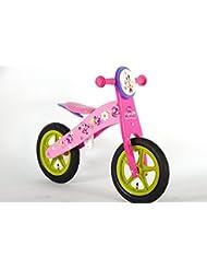 """Disney volare0055812Zoll """"Volare Minnie Bow-Tique"""" Mädchen aus Holz Balance Bike"""