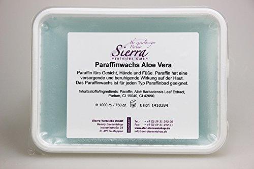 Paraffinwachs Aloe Vera 2er Set - 2