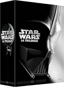La Guerre des étoiles : La Trilogie - La Guerre des étoiles / L'Empire contre-attaque / Le Retour du Jedi / DVD bonus - Coffret 4 DVD