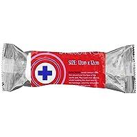 Blue Lion Sterile Erste-Hilfe-Verbandage, 12 cm, für Arme, Bein etc, 25 Stück preisvergleich bei billige-tabletten.eu