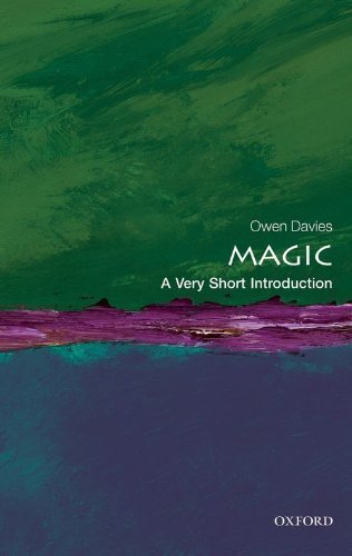 Magic: A Very Short Introduction by Davies, Owen (2012) Paperback