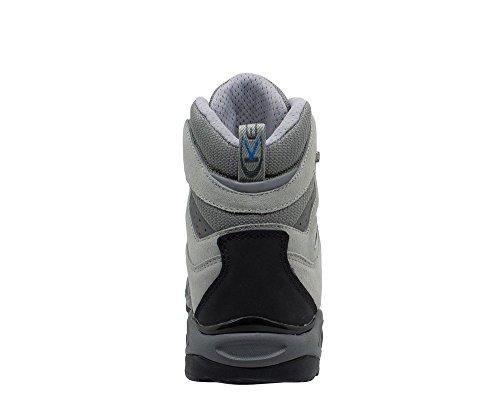Chaussures de marche Discover W Kefas - Femme Gris
