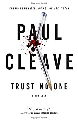 Trust No One: A Thriller by Paul Cleave (2016-06-07)