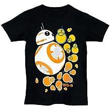 Star Wars - Camiseta para niño BB8