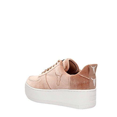 Windsor Smith Racerr, Sneaker a Collo Alto Donna Colore