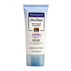 Neutrogena Ultra Sheer Drytouch Sunblock SPF 50+, 88 ml