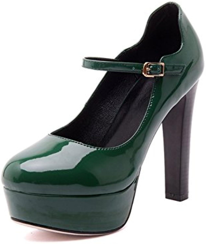 8f5dc3260650ef Escarpins XUERUI Nouvelles chaussures de bouche peu profondes confortables  plate-forme plate-forme plate-forme imperméable à l'eau  é ...