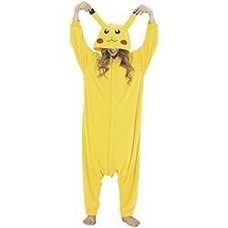 Disfraz Ratón Eléctrico adulto para Carnaval Pijama Kigurumi M