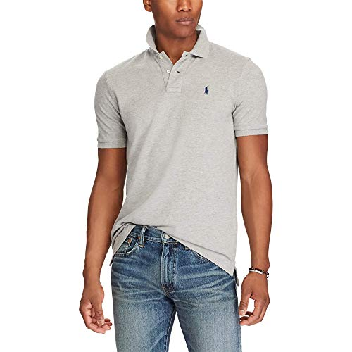 Ralph Lauren Polo Custom fit Small Pony (L, Andover Heather) -