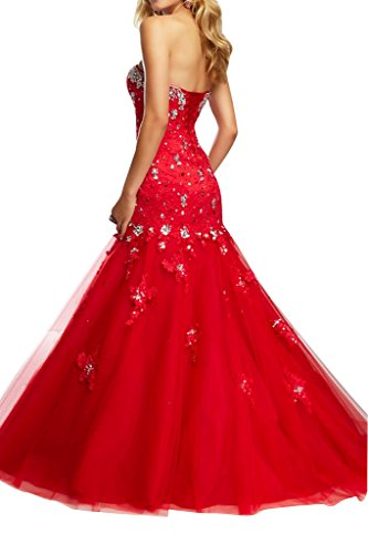 Ivydressing - Robe - Femme Rouge - Rouge