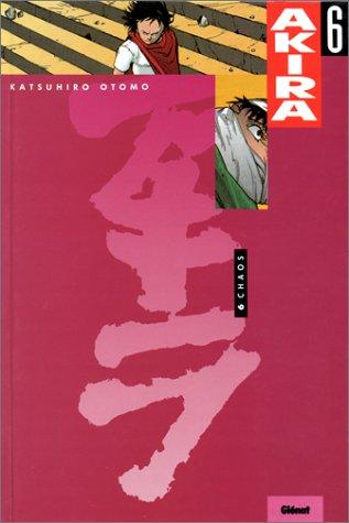 Katsuhiro Otomo - Akira - Couleur Vol 6: