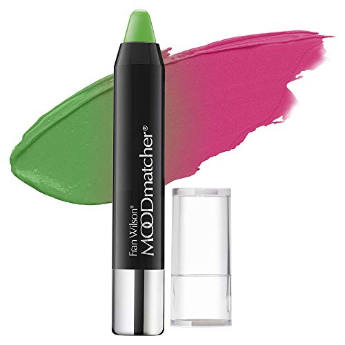 Fran Wilson MOODMATCHER LUXE Twist Stick Lip Color Green