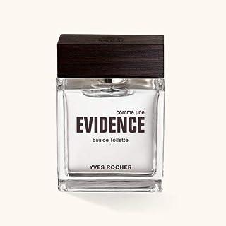Yves Rocher - Comme Une Evidence Homme Eau de Toilette 50ml : Die Eleganz eines Duftes, der Frische und Ausdruckskraft vereint