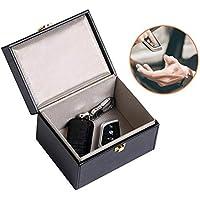 Ploufer Autoschlüssel-Signal-Blocker-Box, Faraday-Box für Autoschlüssel, Diebstahlsicherer Signal-Blocker-Koffer, RFID-Schlüssel-Sicherheitsbox für Schlüsselkarten mit Fernbedienung