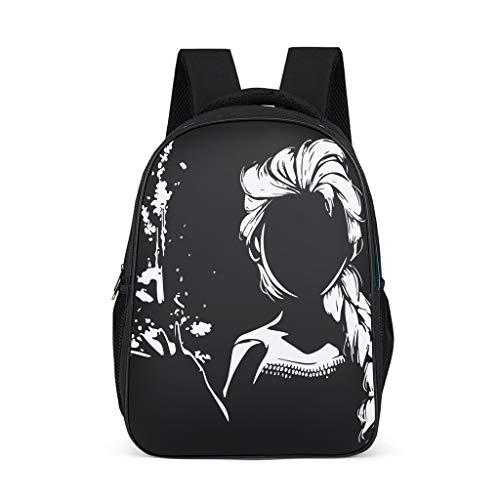 NiTIAN Bong Astronaut Printed Schulrucksäcke Laptop Große Kapazität Backpack Mädchen Jungen & Kinder Jugendliche Damen Funktionsrucksack Tagesrucksack für Mehr Stauraum Shopping grey5 OneSize