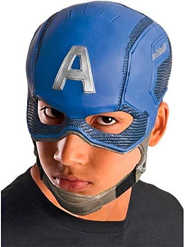 DISBACANAL Máscara Capitán América niño
