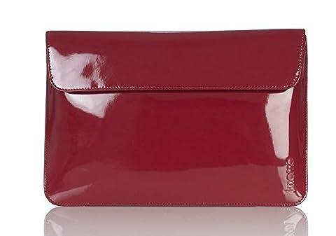 Knomo Luxe Universel Ordinateur portable, Tablette, Notebooks Manchette, Portefeuille, Enveloppe, Deuxième sac de couverture de peau (11