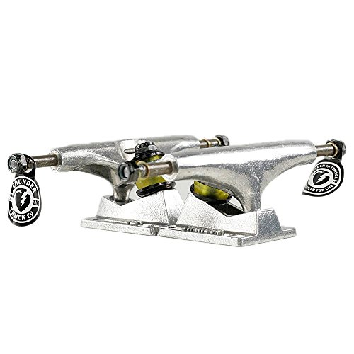Thunder Hi Pro Skateboard Trucks Polished 145mm Verkauft, als ein Paar