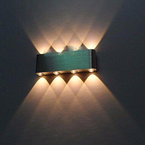 BoYX Coperta Moda 8W Led Lampada Da