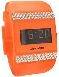 Wize & Ope WO-ALL-12S - Reloj digital de cuarzo unisex