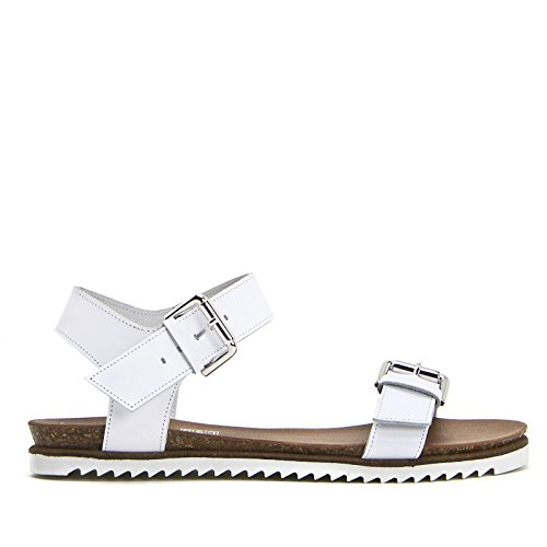 OBSEL: by Scarpe&Scarpe - sandali bassi Donna Bianco