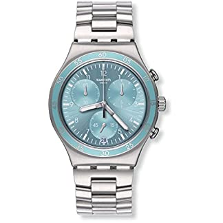 Watch Swatch Irony Chrono YCS589G CLEAR WATER