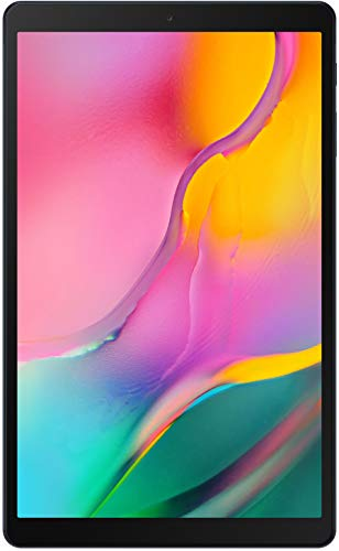 Samsung Galaxy Tab A T510N 25, 54 cm (10, 1 Zoll) Tablet-PC (1, 8 GHz Octa-Core, 2 GB RAM, 64 GB eMMC, Android 9.0) Schwarz