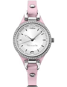 Tamaris Damen-Armbanduhr Analog Quarz B02021001