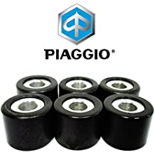 Kit 6 rodillos original Piaggio cm1102025 para Derbi Atlantis O2 Bullet ...